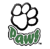 Paws Veterinary Clinic & Grooming Spa logo